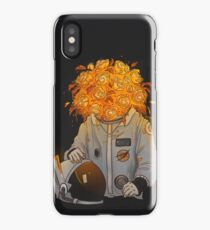 Astronaut Florist iPhone Case/Skin