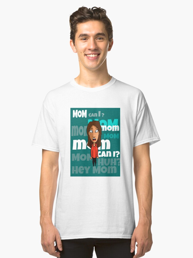 Every Mom Needs This Classic T-Shirt Front