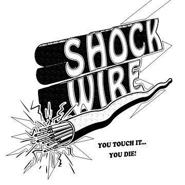 Shock Wire Shirt by Egan316