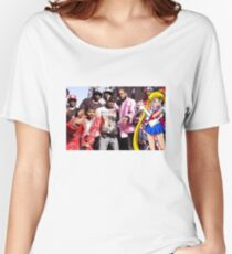 Dipset x Sailor Moon Women's Relaxed Fit T-Shirt