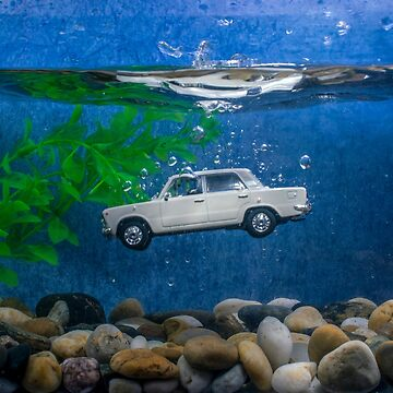 Fiat 124 by AlanOrgan
