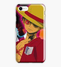 Anime Mashup iPhone Case/Skin