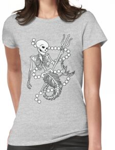 Goddess of the Sea Womens Fitted T-Shirt