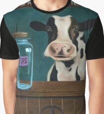 Cow Tipping Graphic T-Shirt