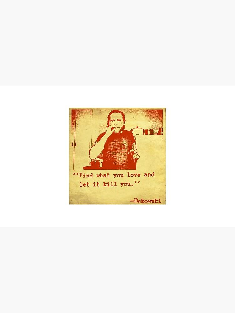 Bukowski by givemefive