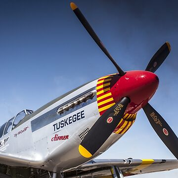 Tuskegee Airmen P51 Mustang by CoolCarVideos
