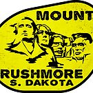 Mount Rushmore South Dakota SD by MyHandmadeSigns