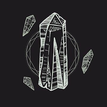Mystic Crystal - Light Version by darkwonderbrand