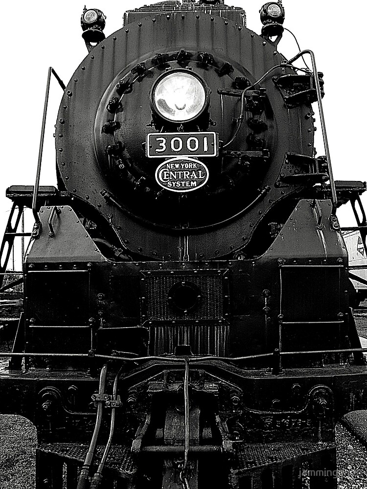 New York Central 3001 4-8-2  # 5 by jammingene