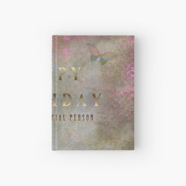 Happy Birthday Hardcover Journal