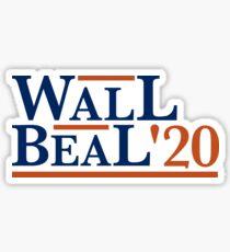 Pegatina Campaña de John Wall Bradley Beal