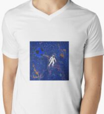 Lost in Space Men's V-Neck T-Shirt