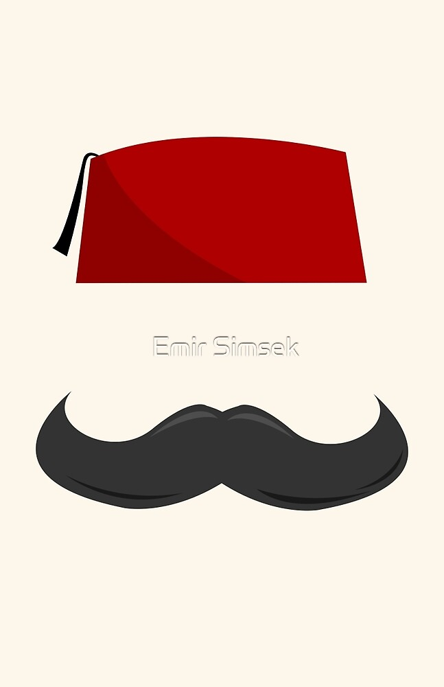 Man with a Fez by Emir Simsek