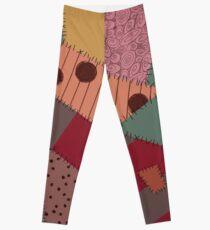 Sally Stitches Autumn Leggings Leggings