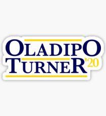 Pegatina Campaña Victor Oladipo Myles Turner
