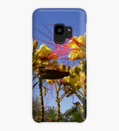 Bird of Paradise flowers Case/Skin for Samsung Galaxy