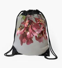 Helicopter Drawstring Bag