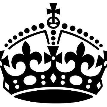 Keep calm, I'm royalty. by joshernandez