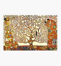 HD The Tree of Life, 1905 by Gustav Klimt - HIGH DEFINITION Photographic Print