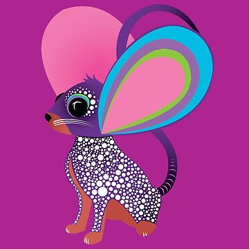 Mouse Alebrije by reeuuk