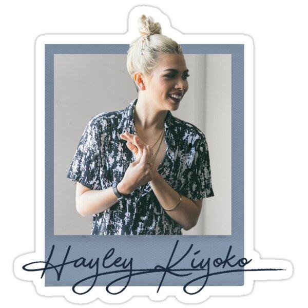 Hayley Kiyoko Polaroid