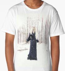 Snow Long T-Shirt