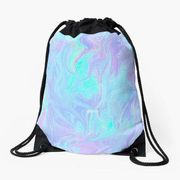 Holo Mermaid Drawstring Bag