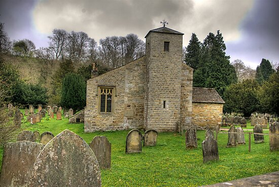 St Gregory's Minster #2 by Trevor Kersley