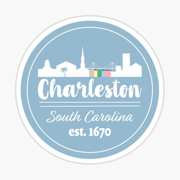 Chucktown Sticker