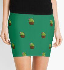 Cactus Mini Skirt