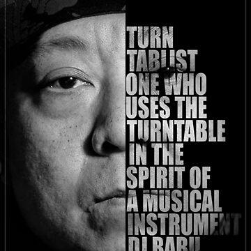 DJ Babu the Turntablist by PixelGrafter