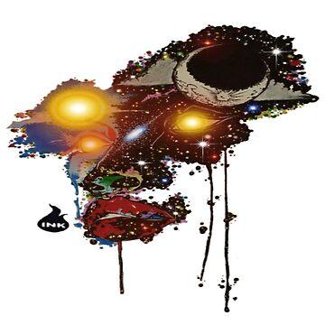 Star Gazing by FireInkDesignz