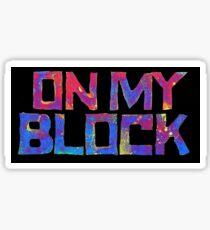 On My Block  Sticker