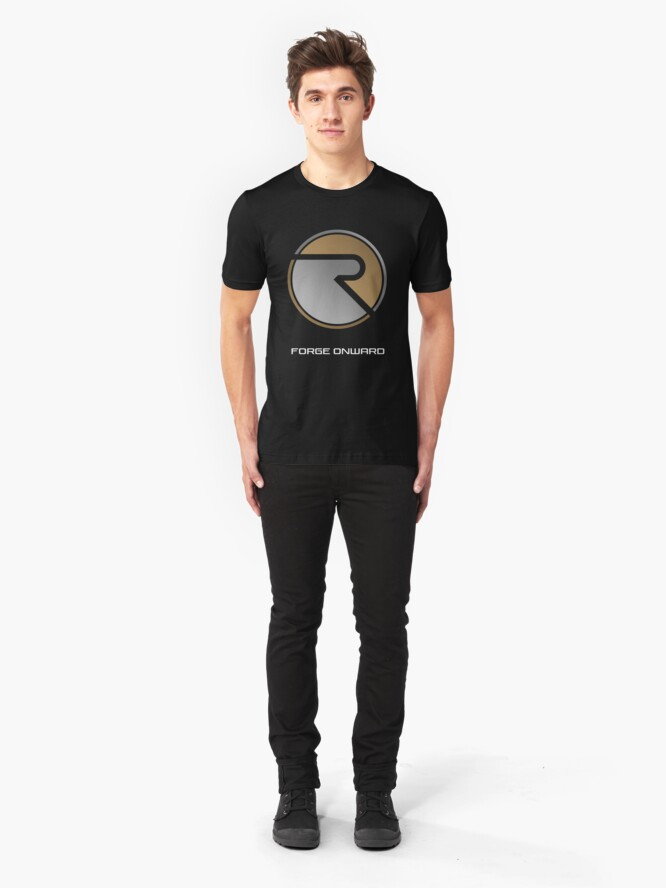 Alternate view of Reforged Gaming Community Shirt Slim Fit T-Shirt