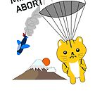 Spy Cat Mission Abort by Dave Jo