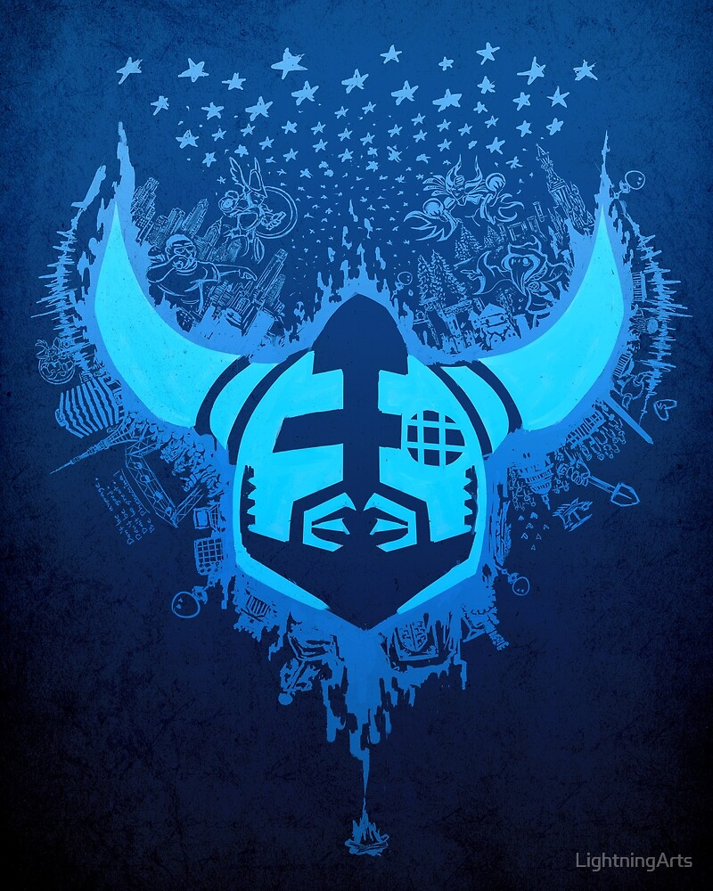 Megaran: Symphonies of the Knight by LightningArts