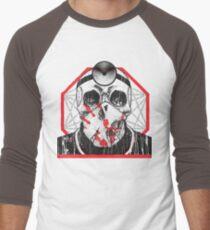 Dr. Octagon Men's Baseball ¾ T-Shirt