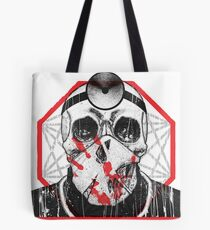 Dr. Octagon Tote Bag