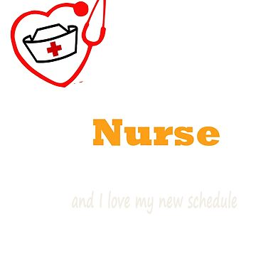 Funny Nurse Retirement T Shirt Novelty Gift for Her by techman516