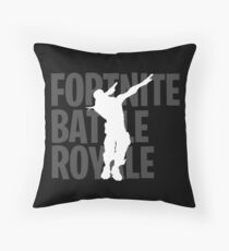 Fortnite Dab Throw Pillow
