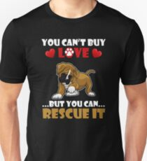 Gift Tee For Boxer Lover. Cool Shirt For Daughter/Son. Unisex T-Shirt