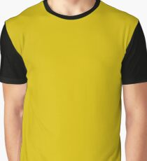 Spicy Ceylon Yellow 2018 Fall Winter Color Trends Graphic T-Shirt