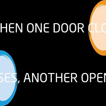 Portal Quote by JJFGraphics