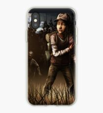 Clementine- The Walking Dead Game iPhone Case