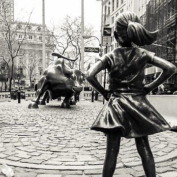 Fearless Girl & Bull NYC de ShootFirstNYC