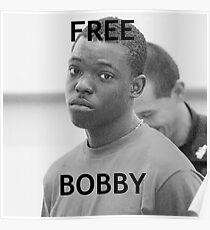 FREE BOBBY SHMURDA Poster