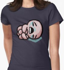 The Binding of Isaac: Rebirth Womens Fitted T-Shirt