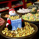 Preparing for Winter in the Candy Store  by SummerJade