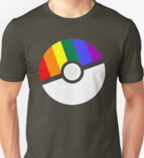 Pokemon 'Prideball' LGBT Pokeball Shirt/Hoodie/etc T-Shirt