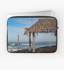 Surfer Shack at Windansea Laptop Sleeve